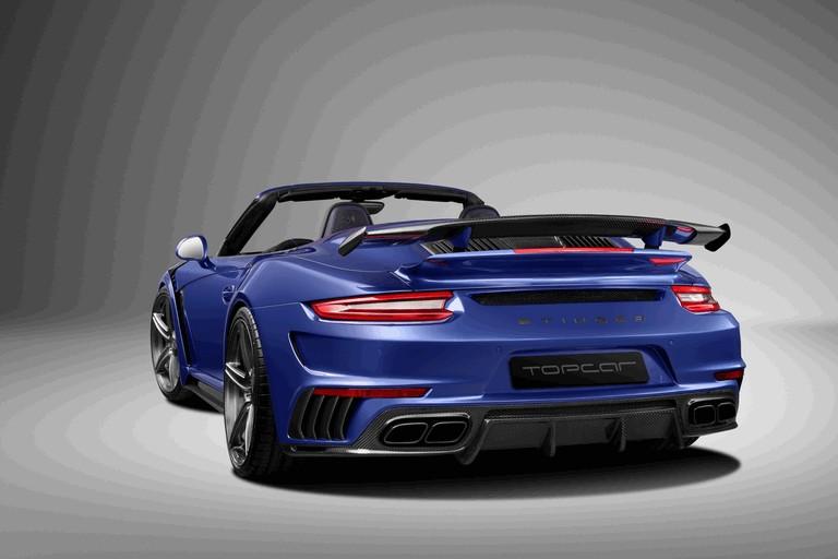 2017 Porsche 911 ( 991 type II ) Stinger GTR cabrio Carbon Edition by TopCar 488065