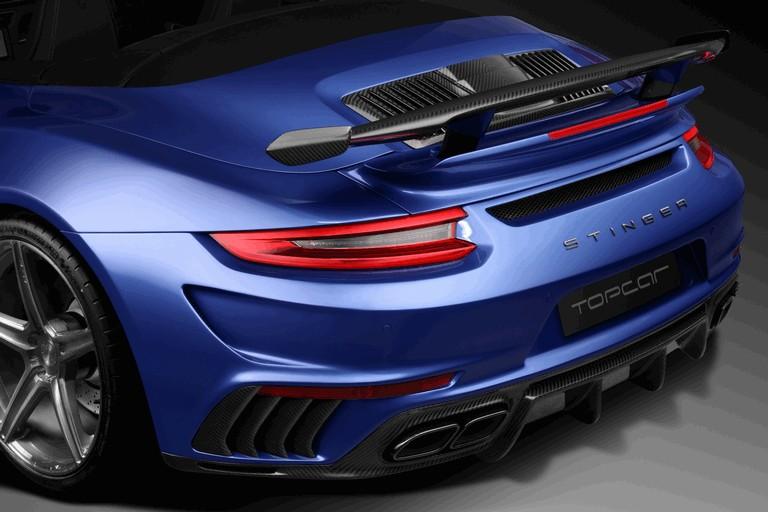2017 Porsche 911 ( 991 type II ) Stinger GTR cabrio Carbon Edition by TopCar 488067