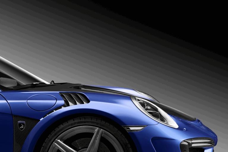 2017 Porsche 911 ( 991 type II ) Stinger GTR cabrio Carbon Edition by TopCar 488071
