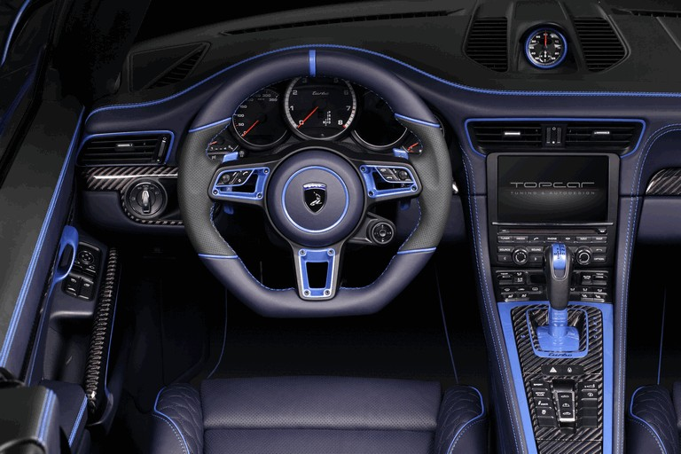 2017 Porsche 911 ( 991 type II ) Stinger GTR cabrio Carbon Edition by TopCar 488076