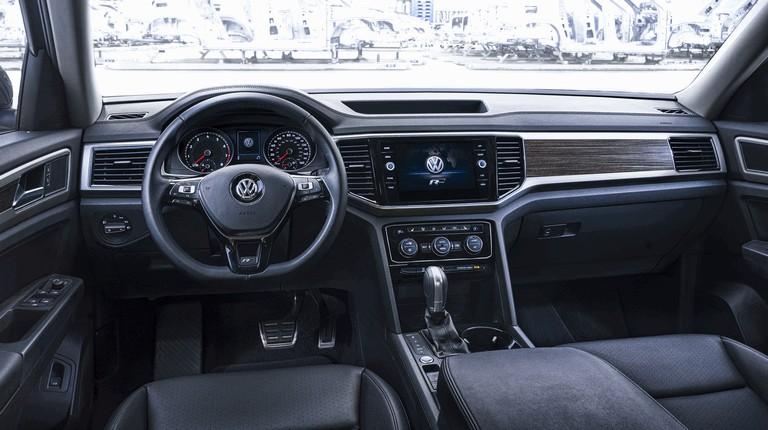 2018 Volkswagen Atlas R-Line 461228