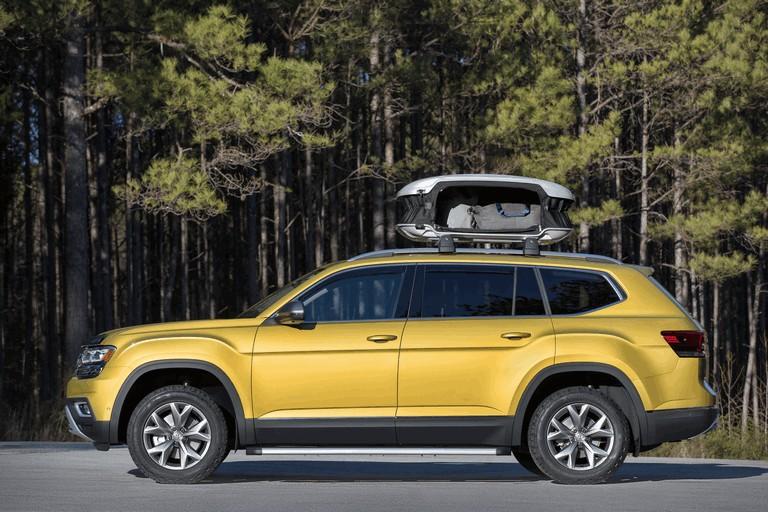 2018 Volkswagen Atlas Weekend Edition 461204