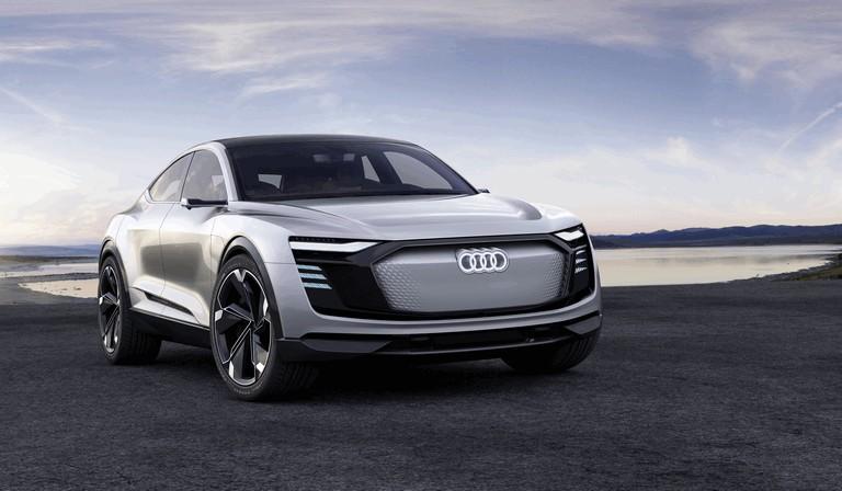 2017 Audi e-tron Sportback concept 461308