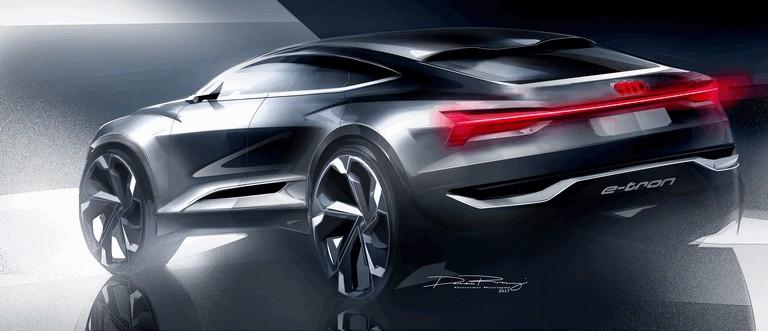 2017 Audi e-tron Sportback concept 461315