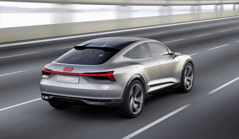 2017 Audi e-tron Sportback concept 461318