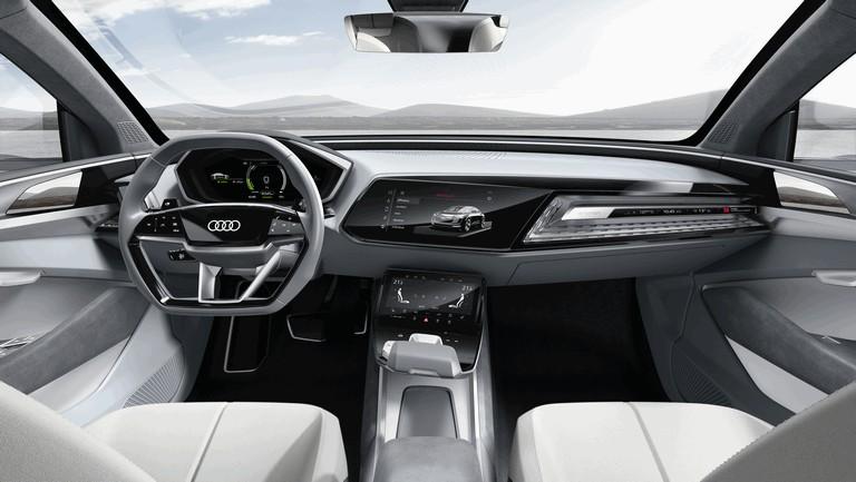 2017 Audi e-tron Sportback concept 461332
