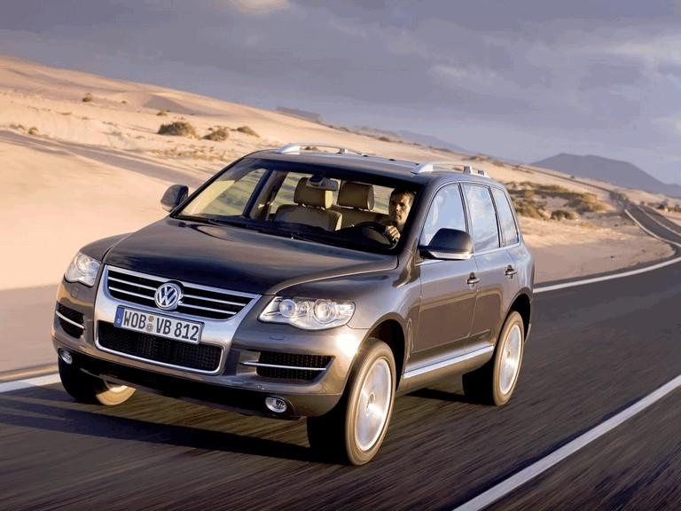 2007 Volkswagen Touareg V10 TDI 225260