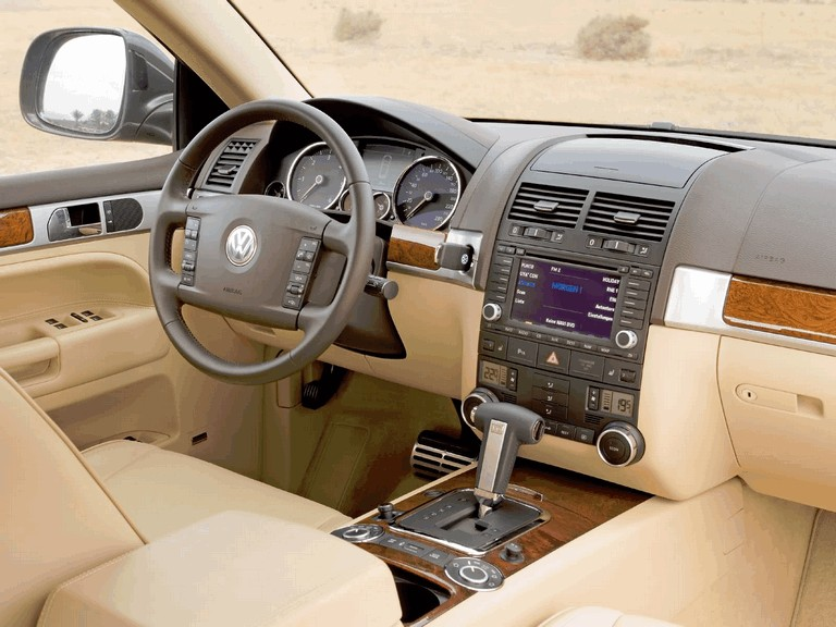 2007 Volkswagen Touareg V10 TDI 225265