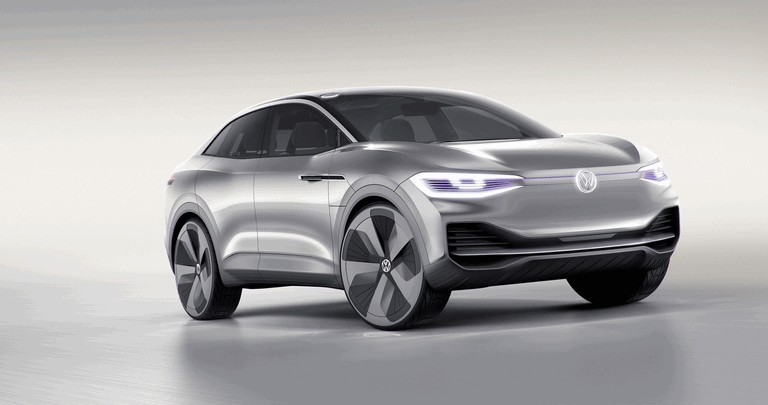2017 Volkswagen I.D. Crozz concept 461520