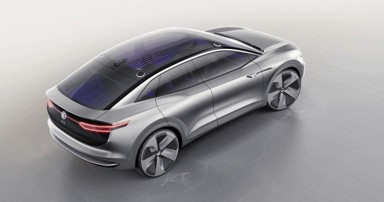 2017 Volkswagen I.D. Crozz concept 461522