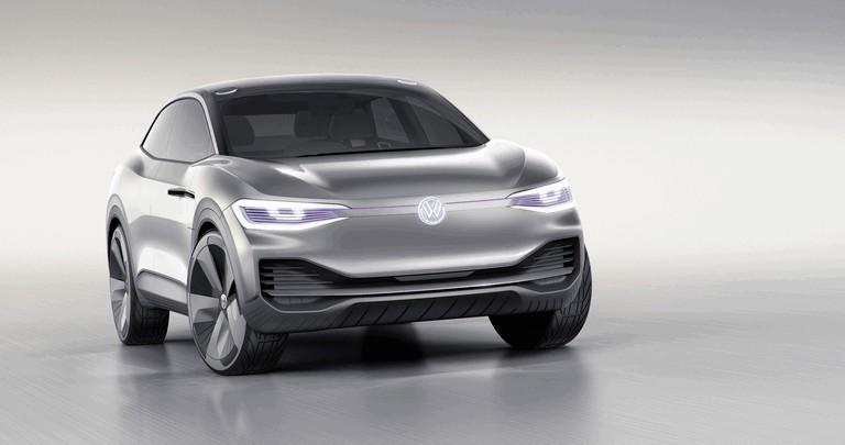 2017 Volkswagen I.D. Crozz concept 461523