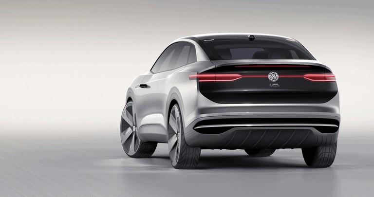 2017 Volkswagen I.D. Crozz concept 461524