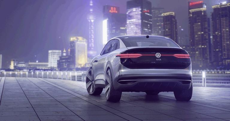 2017 Volkswagen I.D. Crozz concept 461526