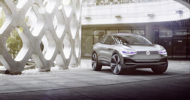 2017 Volkswagen I.D. Crozz concept 461527
