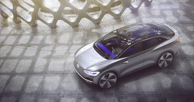 2017 Volkswagen I.D. Crozz concept 461528