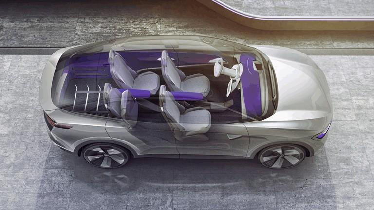 2017 Volkswagen I.D. Crozz concept 461531