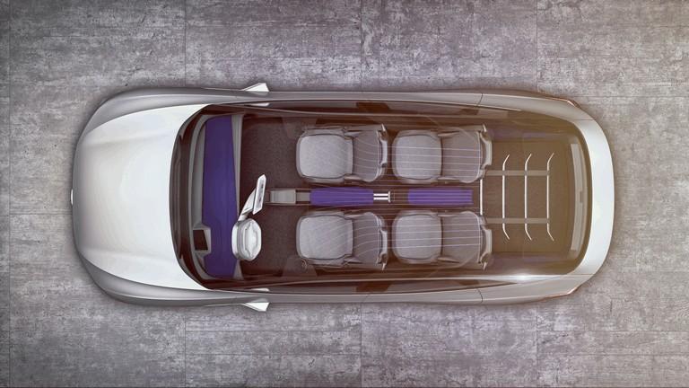 2017 Volkswagen I.D. Crozz concept 461533