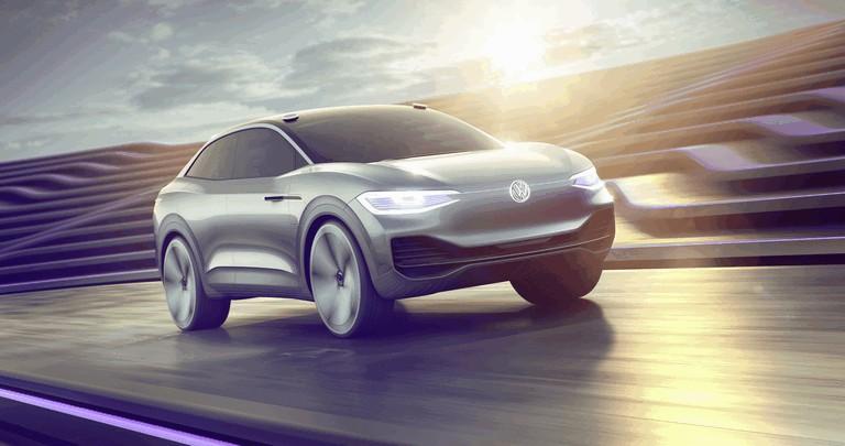 2017 Volkswagen I.D. Crozz concept 461538