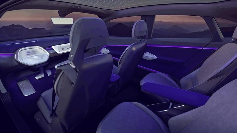 2017 Volkswagen I.D. Crozz concept 461542