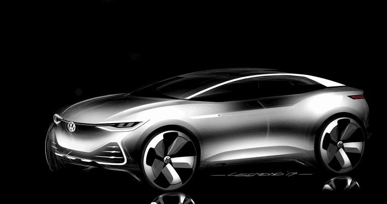 2017 Volkswagen I.D. Crozz concept 461547