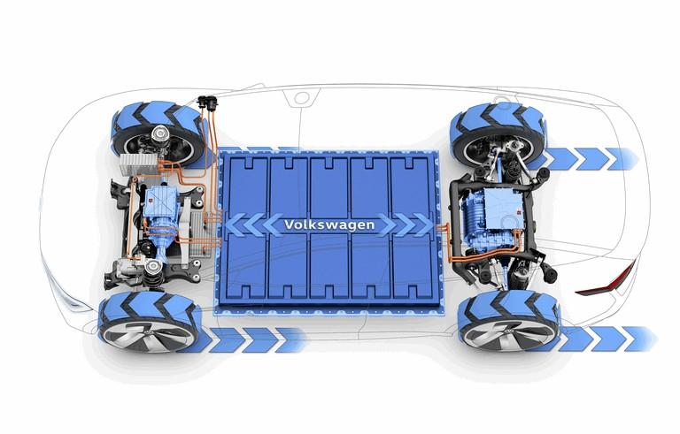2017 Volkswagen I.D. Crozz concept 461556