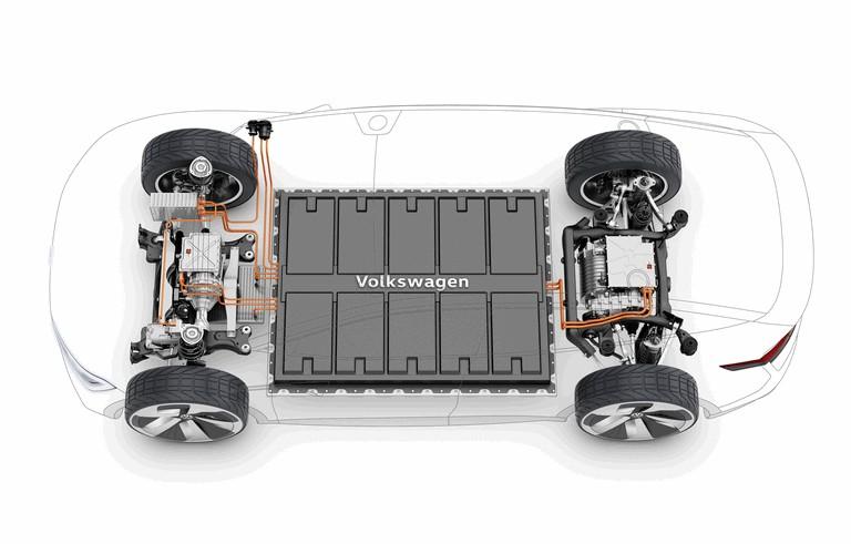 2017 Volkswagen I.D. Crozz concept 461557