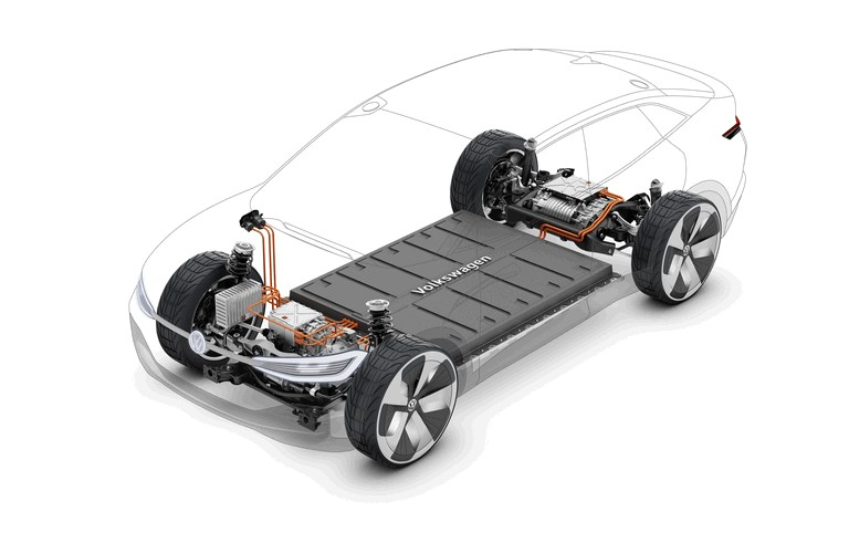 2017 Volkswagen I.D. Crozz concept 461558