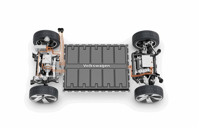 2017 Volkswagen I.D. Crozz concept 461560