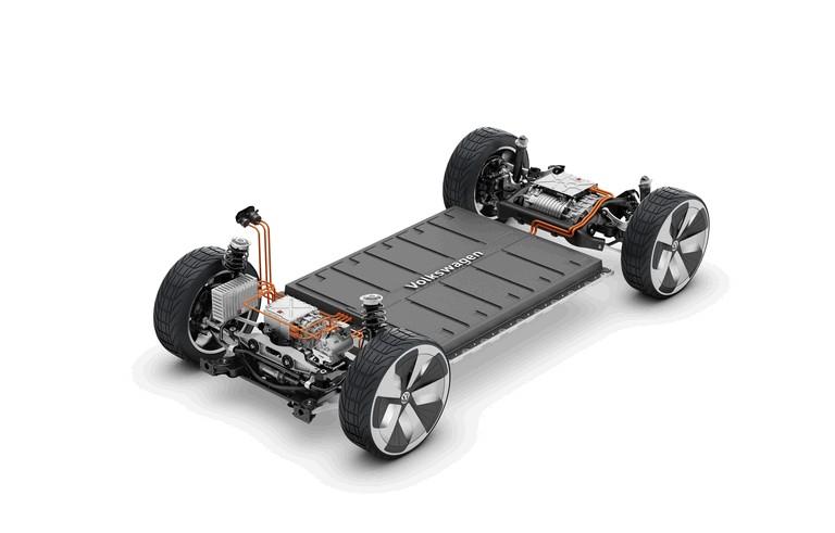 2017 Volkswagen I.D. Crozz concept 461561