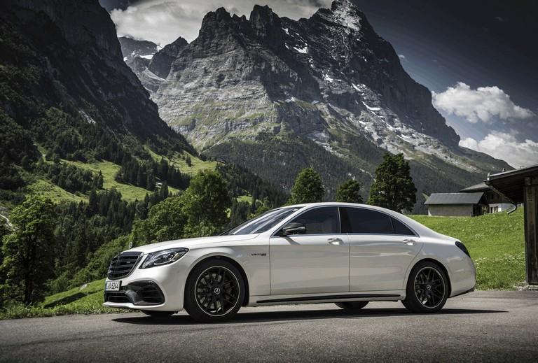 2017 Mercedes-AMG S 63 4Matic+ 465203