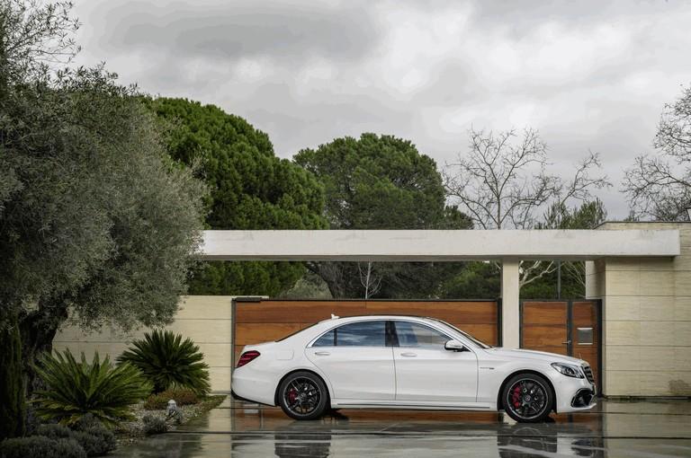 2017 Mercedes-AMG S 63 4Matic+ 465215