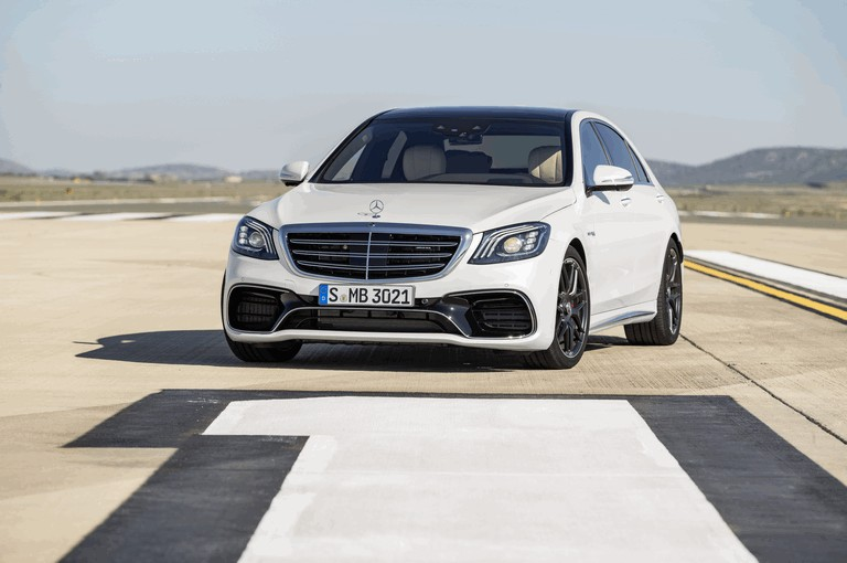 2017 Mercedes-AMG S 63 4Matic+ 465220