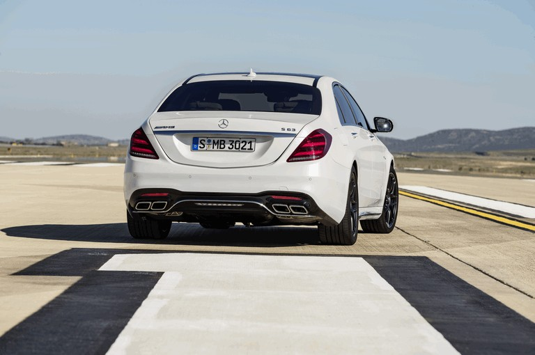 2017 Mercedes-AMG S 63 4Matic+ 465221