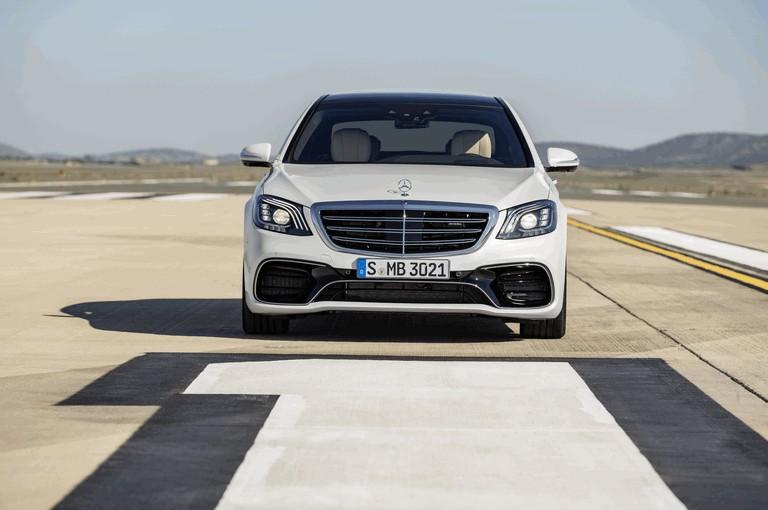 2017 Mercedes-AMG S 63 4Matic+ 465222