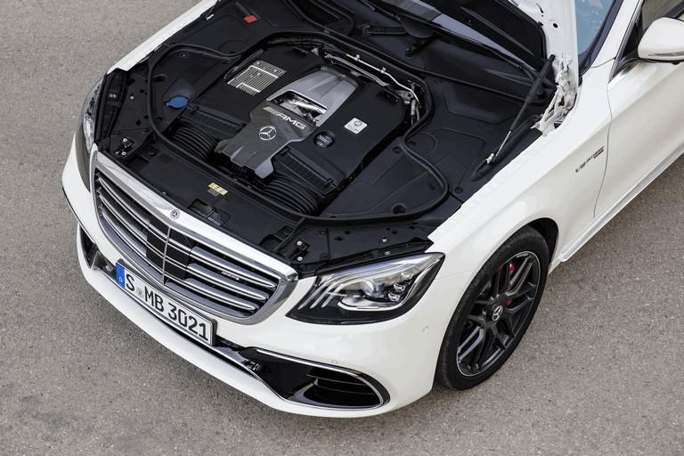 2017 Mercedes-AMG S 63 4Matic+ 465229