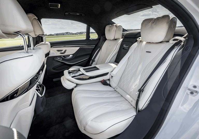 2017 Mercedes-AMG S 63 4Matic+ 465233
