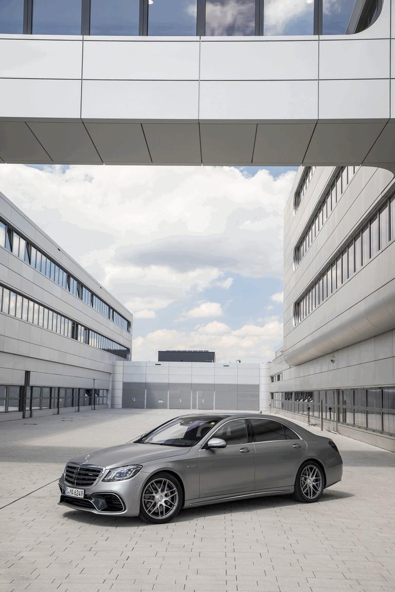 2017 Mercedes-AMG S 63 4Matic+ 465238