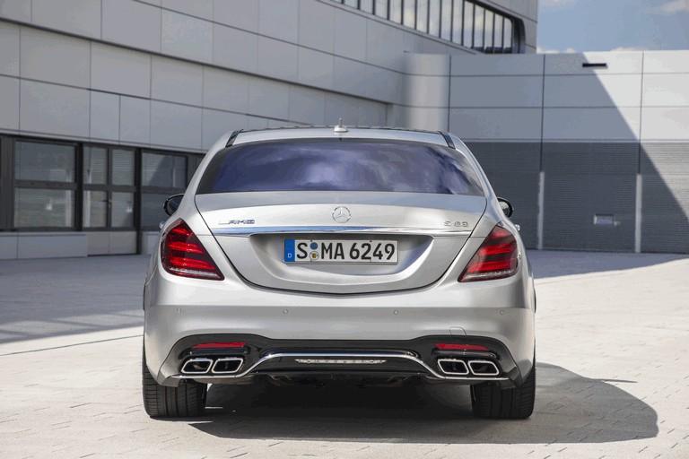 2017 Mercedes-AMG S 63 4Matic+ 465245