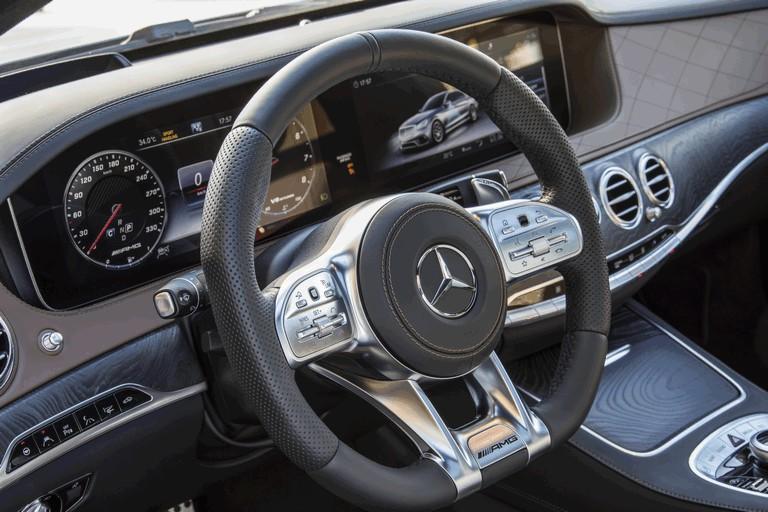 2017 Mercedes-AMG S 63 4Matic+ 465262