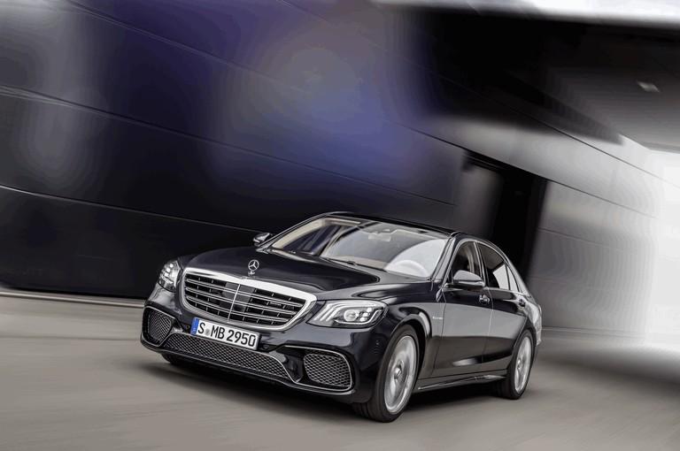 2017 Mercedes-AMG S 65 461634