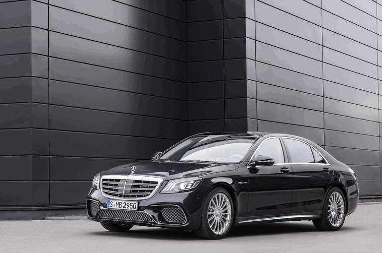 2017 Mercedes-AMG S 65 461637