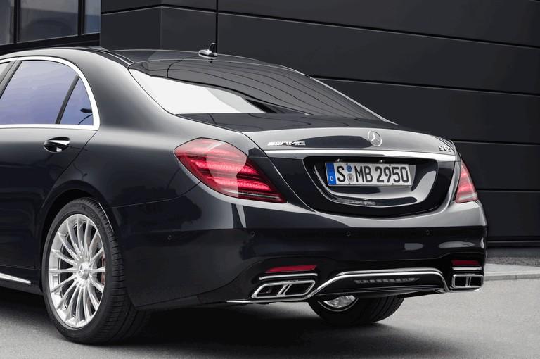 2017 Mercedes-AMG S 65 461641