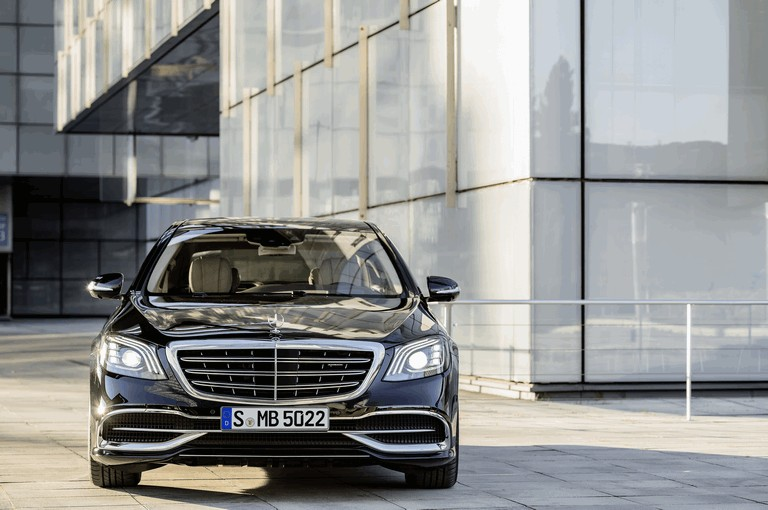 2017 Mercedes-Maybach S 560 4Matic 461672