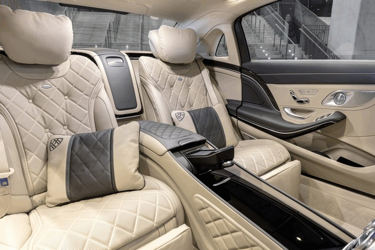 2017 Mercedes-Maybach S 560 4Matic 461677