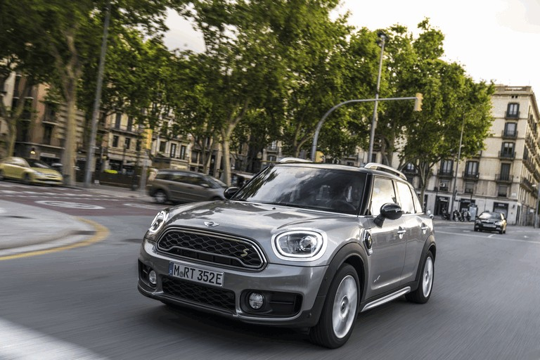 2017 Mini Cooper S E Countryman ALL4 462323
