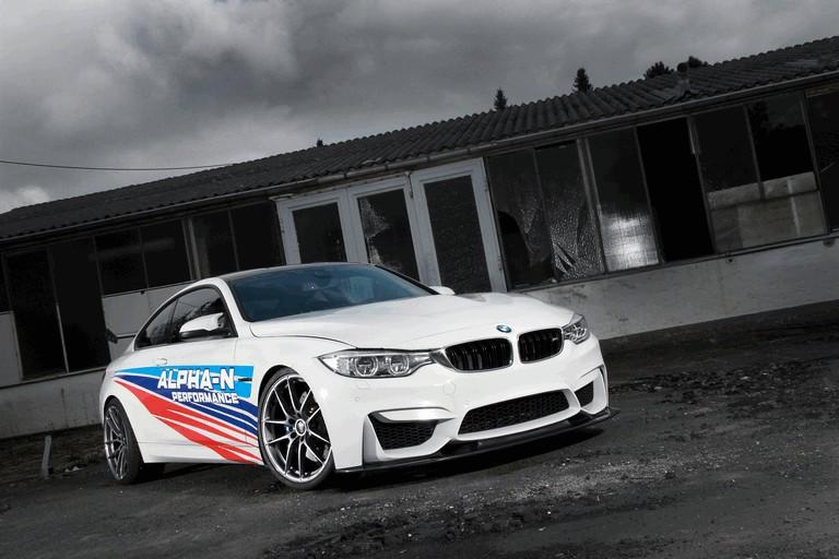 2017 BMW M4 ( F82 ) RS by Alpha-N 462639