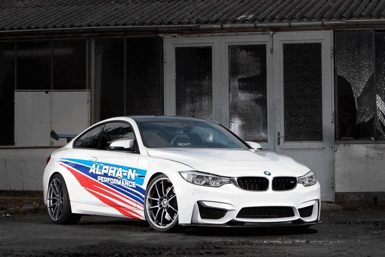 2017 BMW M4 ( F82 ) RS by Alpha-N 462640
