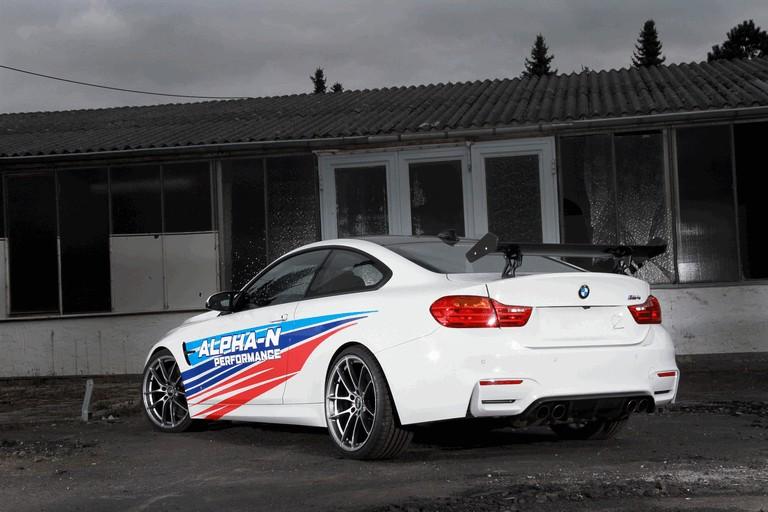 2017 BMW M4 ( F82 ) RS by Alpha-N 462642