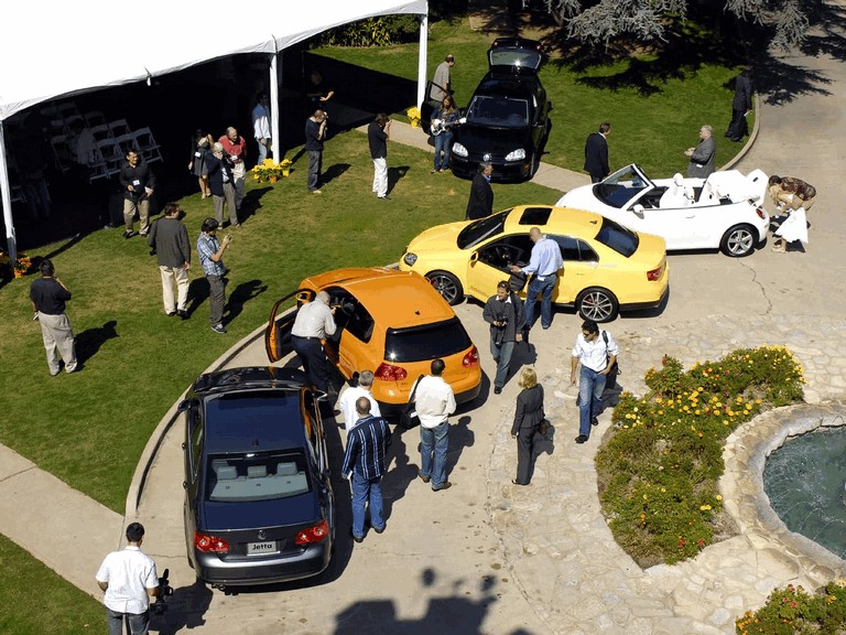 2007 Volkswagen Triple White New Beetle convertible 225296