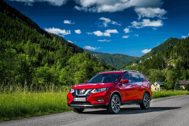 2017 Nissan X-trail 462904